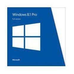 Microsoft OEM Windows 8.1 Pro x64 - Pełna wersja - Angielski DARMOWA DOSTAWA DO 400 SALONÓW !!