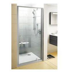 Drzwi prysznicowe PDOP1-90 Ravak Pivot obrotowe piwotowe jednoelementowe 03G70100Z1