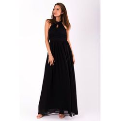 d9c9681cf4 suknie sukienki eva lola sukienka pudrowy roz 6811 4 (od EVA   LOLA ...