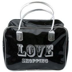 Torba weekendowa Love Shopping by Wanted