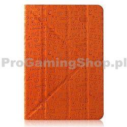 "Bush Canyon""Life Is"" OUN-C24UT7 dla Sony Xperia Tablet Z3 Compact LTE, Orange"