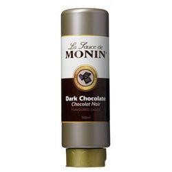 Oryginalny Sos Monin gorzka czekolada 0,5l