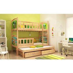 Łóżko piętrowe Tania 3