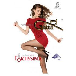 RAJSTOPY FORTISSIMA 3D 15 DEN LYCRA GATTA