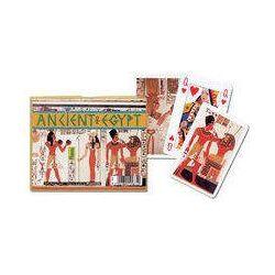 Karty Starożytny Egipt 2 talie