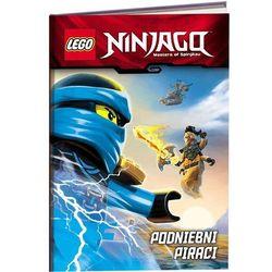 Lego Ninjago. Podniebni piraci. - Wysyłka od 3,99 - porównuj ceny z wysyłką (opr. twarda)