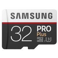 Samsung micro SDHC 32GB PRO Plus 95MB/s + adpater