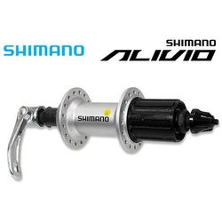 EFHM430BZS WYPRZEDAŻ Piasta tylna Shimano Alivio FH-M430 V-Brake 32H srebrna
