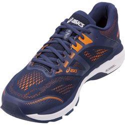 b24244a6 asics GT-2000 7 Buty do biegania Mężczyźni pomarańczowy/niebieski US 10 | EU