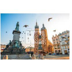 Obraz Old city center view in Krakow