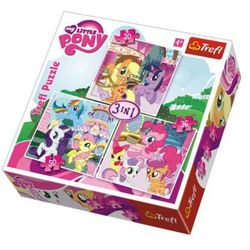 TREFL 3w1 My Little Pony