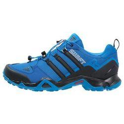 adidas Performance TERREX SWIFT Półbuty trekkingowe blue/core black/shock blue