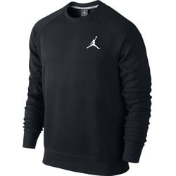 Bluza Nike Air Jordan JUMPMAN BRUSHED CREW - 688997-010