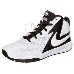 Buty koszykarskie Nike Team Hustle D 7 GS Jr 747998-101 Q3