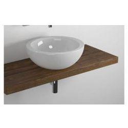 Półka pod umywalki Flaminia Fonte SOLID 200-80 x 46 x 6 cm, drewno rustykalne SLFNT