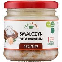 NATURAVENA 160g Smalczyk wegetariański naturalny