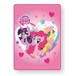 Koc akrylowy My Little Pony 80x110 cm
