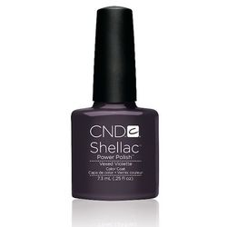 CND Shellac Vexed Violette