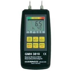 Wilgotnościomierz do materiałów Greisinger GMH 3810 , inwazyjny