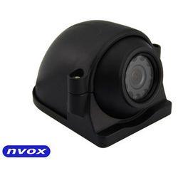 Kamera samochodowa 4PIN CCD SHARP w metalowej obudowie
