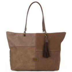 e2105efeafb8a torba damska batycki s12 w kategorii Torebki (od ALIVE 12 koniak ...