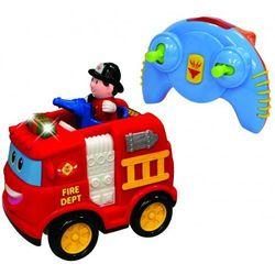 Kiddieland, Samochód strażacki, zabawka interaktywna Darmowa dostawa do sklepów SMYK