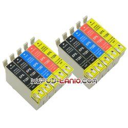 .T1286 tusze do Epsona (10 szt., Unink) tusze Epson SX235W, Epson SX130, Epson SX125, Epson SX230, Epson SX420W, Epson SX425W, Epson S22