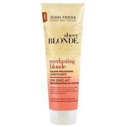 Sheer Blonde - Odżywka do rozczesywania everlasting blonde przedłużenie trwałośc