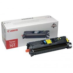 Canon oryginalny toner EP701, yellow, 4000s, 9284A003, Canon LBP-5200, Base MF-8180c