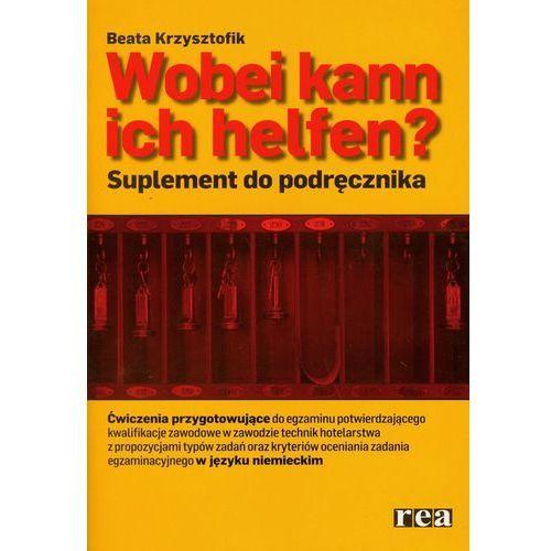Wobei kann ich helfen Suplement do podręcznika (opr. miękka)