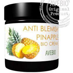 Avebio Anti Blemish Pinapple Bio Cream - Bio krem do twarzy z ekstraktem z ananasa 60ml