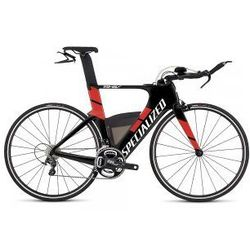 Rower szosowy Specialized Shiv Expert Carbon / Rocket Red