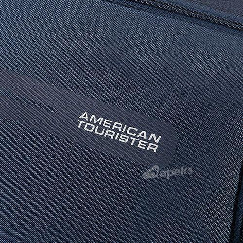 1f65367594779 Torba podróżna na kółkach American Tourister Summer Voyager - navy ...