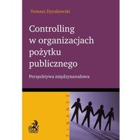 Controlling w organizacjach pożytku publicznego (opr. miękka)
