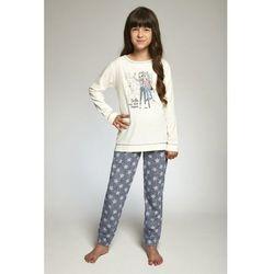 2aa62554b55757 Cornette 781/88 selfie ecri young piżama dziewczęca