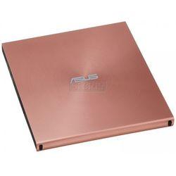 Napęd ASUS Zewnętrzny DVD -/+RW, 24x, Różowy - SDRW-08U5S-U/PINK/G/AS