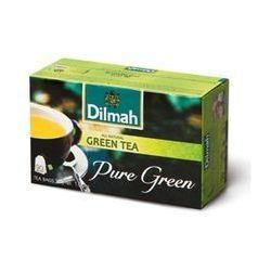 Dilmah Green Tea Ex20 herbata z zawieszką
