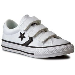 Trampki CONVERSE - Star Player Ev 3v Ox 651829C White/White