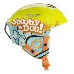 Kask narciarski Scooby-Doo M Zielony