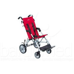Wózek inwalidzki dziecięcy spacerowy Patron Corzo X-Country szer. 38