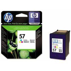HP oryginalny ink C6657AE, No.57, color, 500s, 17ml, HP DeskJet 450, 5652, 5150, 5850, psc-7150, OJ-6110