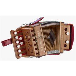 Serenellini Silvia 8/1 2/2 akordeon diatoniczny Płacąc przelewem przesyłka gratis!