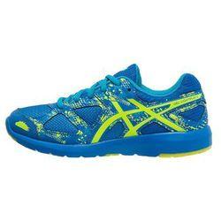 ASICS GELLIGHTPLAY 3 Obuwie do biegania startowe electric blue/safety yellow/island blue