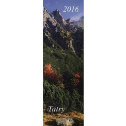 Kalendarz 2016 Planszowy. Tatry + zakładka do książki GRATIS