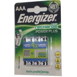 4 x akumulatorki Energizer R03/AAA Ni-MH 850mAh Power Plus