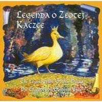 Legenda o Złotej Kaczce (opr. miękka)