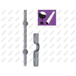 Pret otworowany 12x12, P/035-12x12, a135mm, L2000m