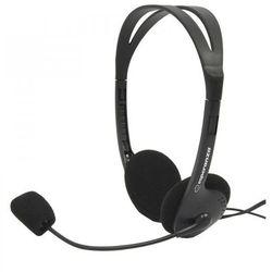 Słuchawki komputerowe z Mikrofonem SCHERZO