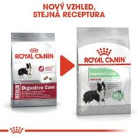 Royal Canin sucha karma dla psa Medium Digestive Care 10 kg