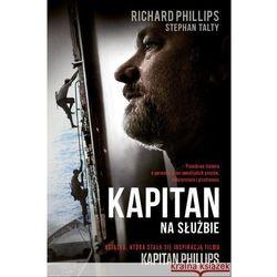 Kapitan Na służbie (opr. miękka)